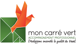Mon carré vert - logo